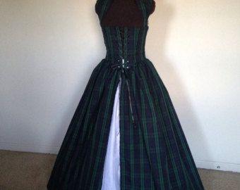 Wein und Gold Renaissance Kleid über Kleid Sie passend von desree10