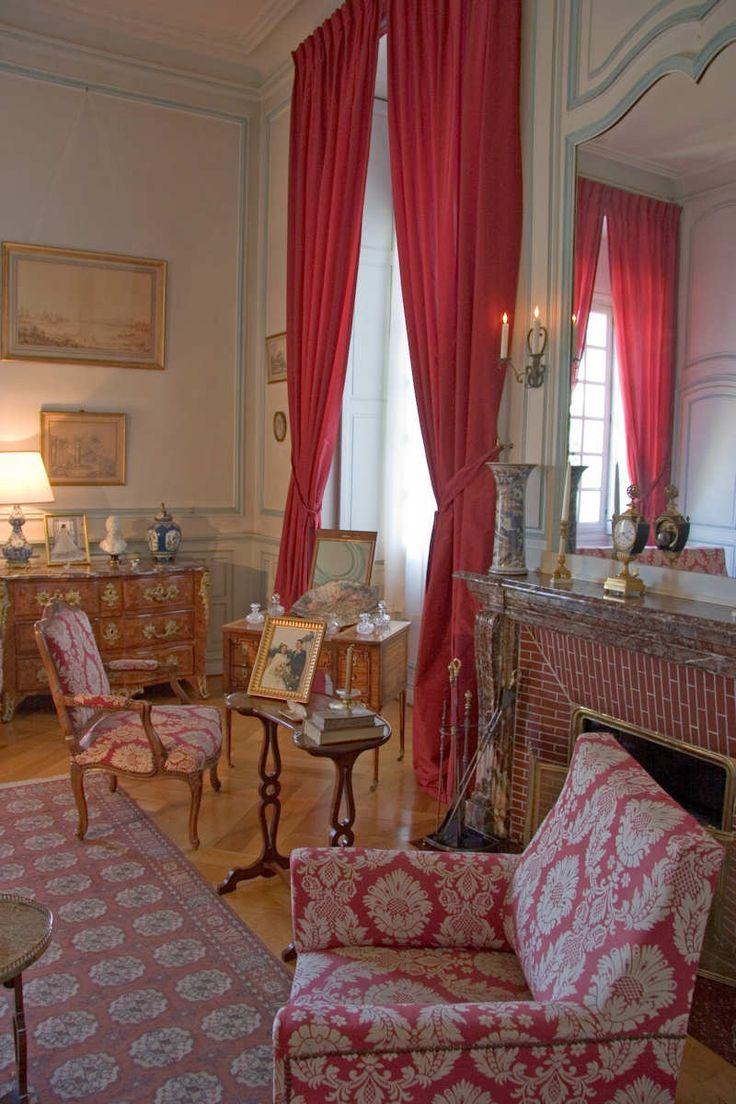 Salon:  Château de Chambord