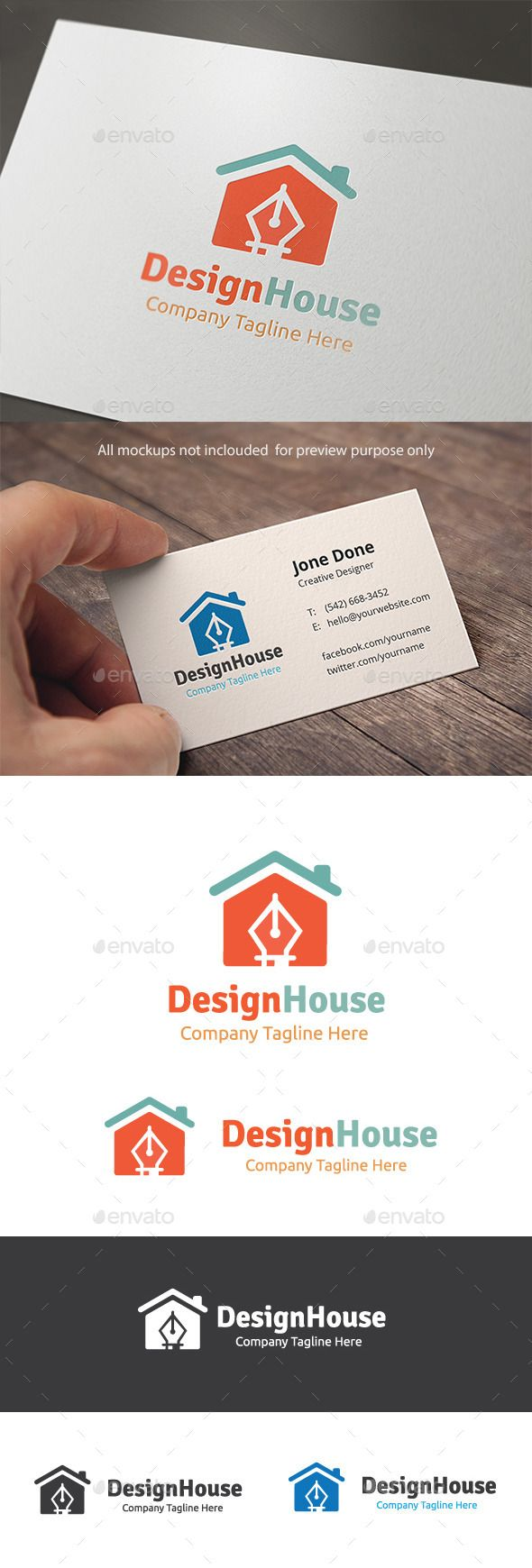 262 best home logo images on pinterest logo templates logo design house by layersky logo template scalable vector files everything is editable everything is resizable easy to edit color text free fon
