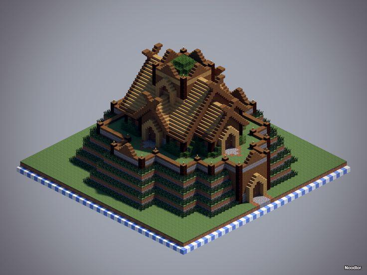 Die 25 Besten Ideen Zu Minecraft Huser Auf Pinterest