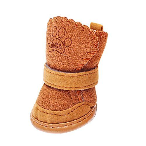 YUSUN Fashion Dog Pet Cute Puppy Shoes Chihuahua Boots For Small Dog Size XS-XL - http://www.sillydogworld.com/dog-boots/yusun-fashion-dog-pet-cute-puppy-shoes-chihuahua-boots-for-small-dog-size-xs-xl  Visit http://www.sillydogworld.com to read more on this topic
