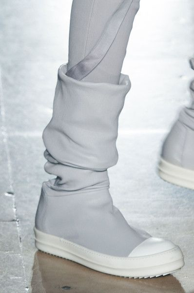 Rick Owens Fall 2014 - Details