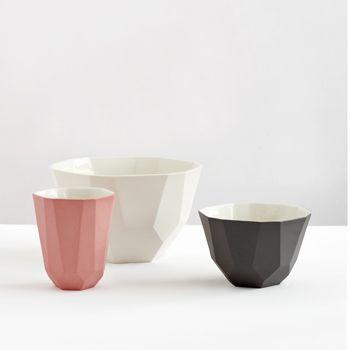 Anne Jorgensen - bols en céramique, jolie gamme de couleurs  #bowl #anne J