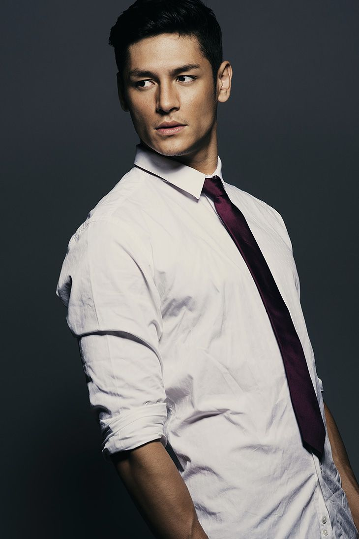 Ladies, get ready... Hideo Muraoka - half Japanese/half brazilian model - Imgur