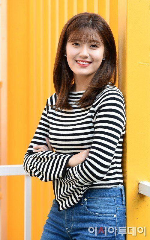 """[Interview] """"Shopping King Louis"""" Nam Ji-hyeon, """"I want to be an easygoing actress"""" @ HanCinema :: The Korean Movie and Drama Database"""