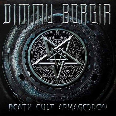 Dimmu Borgir - Death Cult Armageddon on Limited Edition Colored 2LP