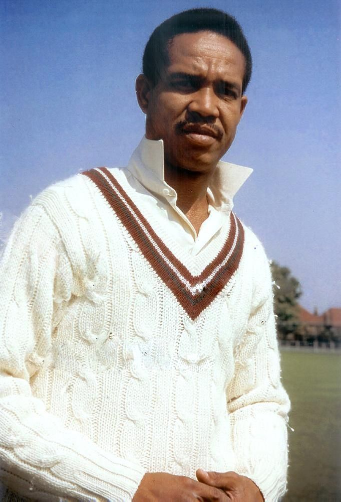 Sir Garfield Sobers - Born in Barbados in July 1936, this former cricketer played for the West Indies between 1954 and 1974, and is widely considered one of cricket's greatest all-rounders.