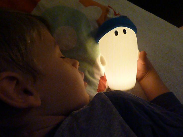 knautschige Nachtlichter