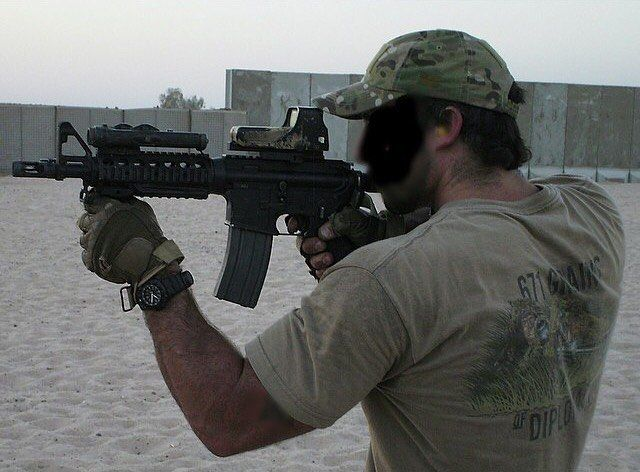 A 22nd Special Air Service soldier in Afghanistan. #UKSF #SpecialForces #WhoDaresWins #Britain