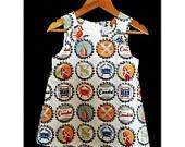 Bottle Cap Dress: Bottle Cap