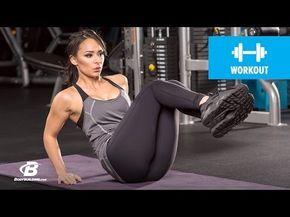 5 Exercises For Amazing Abs   Katie Chung Hua - YouTube