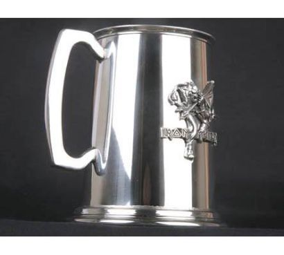 Getting better #beer #ironmaiden #mug