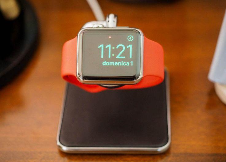 Apple Watch di notte basta bussare sul comodino per guardare lorario