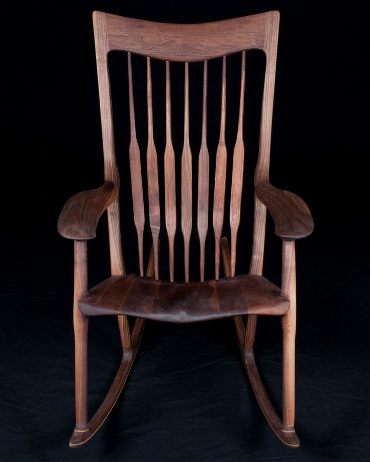 This was my final project at the Seattle Central Community College Wood Construction Center. Sam Maloof ...