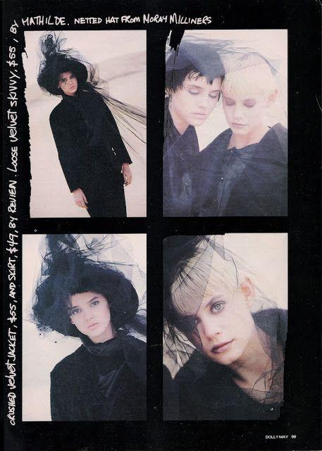 Dolly May 1986 | Michelle & Amanda