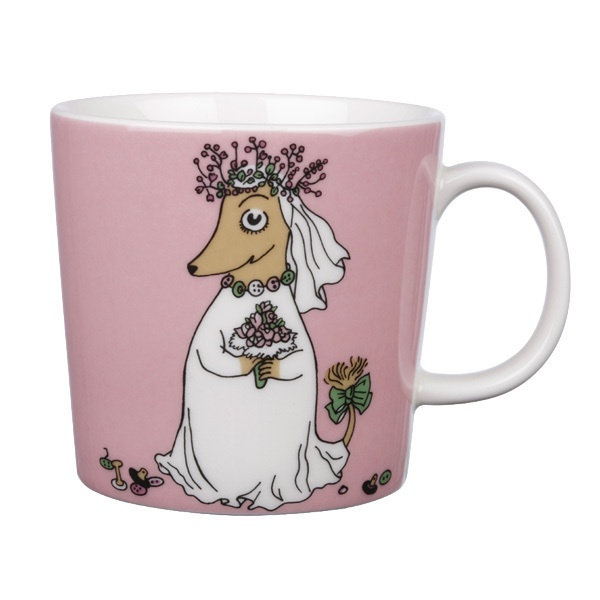 Moomin mug, made by Arabia, Finland