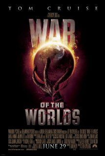(Remake) War Of The Worlds (2005), Paramount Pictures and DreamWorks SKG with Tom Cruise, Dakota Fanning, Tim Robbins, and Justin Chatwin. It wasn't bad. I could have done without half of the screaming from Dakota Fanning and I couldn't really buy Cruise in this role.