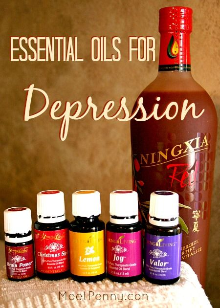 Using essential oils for depression as a natural cure or treatment to boost effectiveness of commercial antidepressants