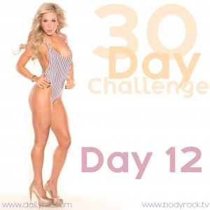 Catching Fire 30 Day Challenge - Day 12 (Rest Day!)