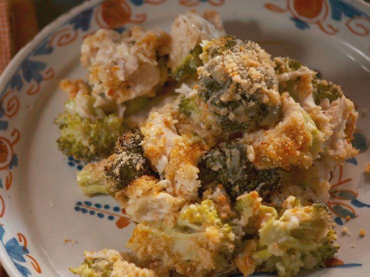 Chicken Divan Casserole recipe from Nancy Fuller via Food Network