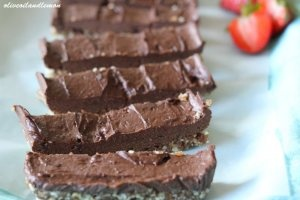 Paleo Chocolate Brownies made with Lucuma
