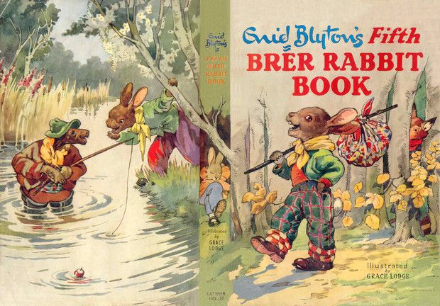Enid Blyton's Fifth Brer Rabbit Book by Enid Blyton