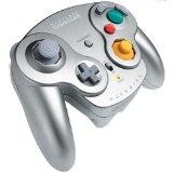 Gamecube Wavebird Wireless Controller - Platinum (Video Game)By Nintendo