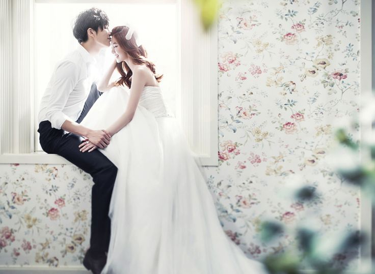 Korea Pre-Wedding Studio Photography by May Studio on OneThreeOneFour 8