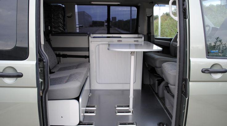 Nordkampp | VW T5 Transporter Shuttle