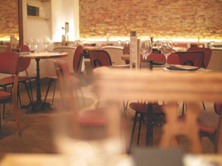 Makkila downstairs dinning room,Makkila Fernando VI, Madrid. Belen Ferrandiz Interior Design, September 2014.