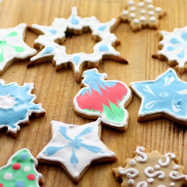 Sugar Cookies with Royal Icing | Baked Goods | Pinterest