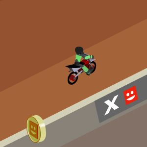 jocuri-Cascadorii si sarituri cu motocicleta x