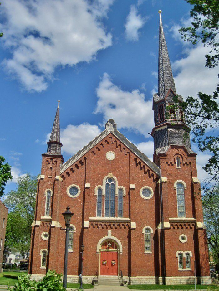 10 Stunning Churches In Illinois That Will Leave You Speechless