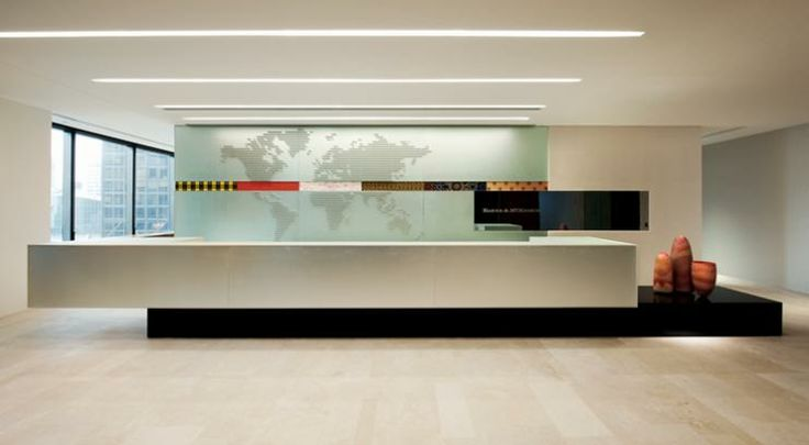 Adore this reception!    Project: Baker & McKenzie, Melbourne  Architect: Bates Smart Lighting: NDYLIGHT