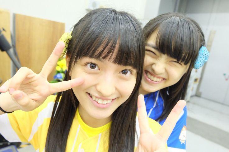 清井咲希と春名真依(たこやきレインボー)