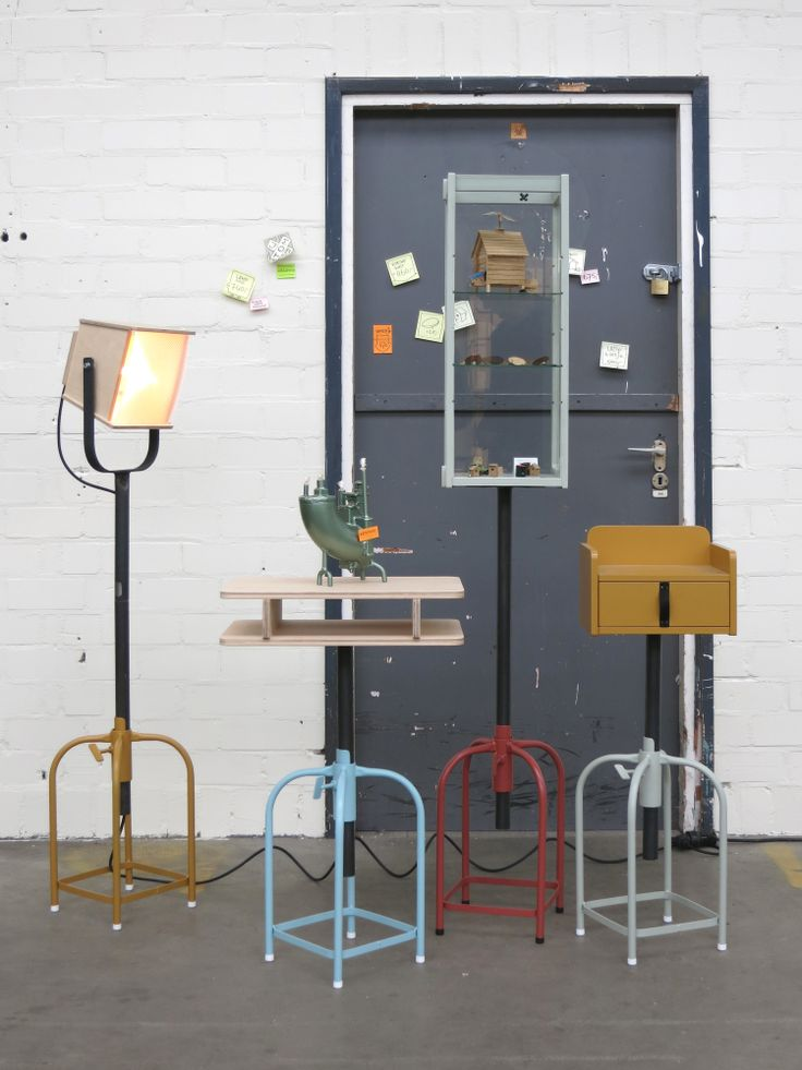 jobtom collection  |  TOM FRENCKEN  |  expo at DESIGN D-DAY of Tom Frencken together with JOPSPROPS in Maastricht 2013