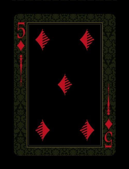 1 2 3 decks for magic trick cards revealed palette