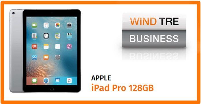 Scegli iPad pro che fa per te: lo paghi con piccole rate mensili e un anticipo, risparmi e dopo 18 mesi puoi cambiarlo o aggiungerne uno nuovo a tua scelta.  Fatti consigliare da un consulente Wind Tre Business! Contattaci per tutte le informazioni che desideri, e per aderire all'offerta, compilando il form qui sotto. http://www.megasite.it/ipadpro/  #WindTreBusiness  #Tariffe #Telefonia #Offerte #Smartphone #SMS #Internet #Promozioni #business #aziende #pmi #ipad #apple #iphone #samsung…