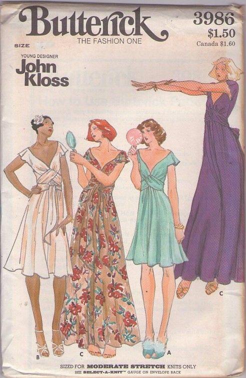 vintage sewing pattern butterick pattern 4030 jpg 1500x1000