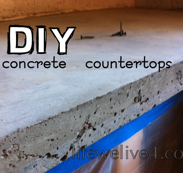 17 Really Cool Home Bar Designs That Are Worth Seeing: 17 Best Ideas About Stained Concrete Countertops On
