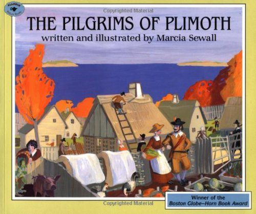 The Pilgrims of Plimoth (Aladdin Picture Books) by Marcia ...