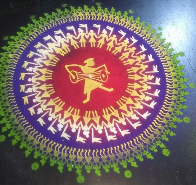 Unique Rangoli Designs and Patterns for Diwali