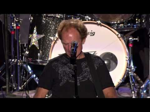 Gary Wright performs 'Love Is Alive' with Ringo Starr and His All starr Band live at the Greek Theater in LA. Includes: Gary Wright, Ringo Starr, Colin Hay, Billy Squier, Hamish Stuart, Edgar Winter and Gregg Bisonette.