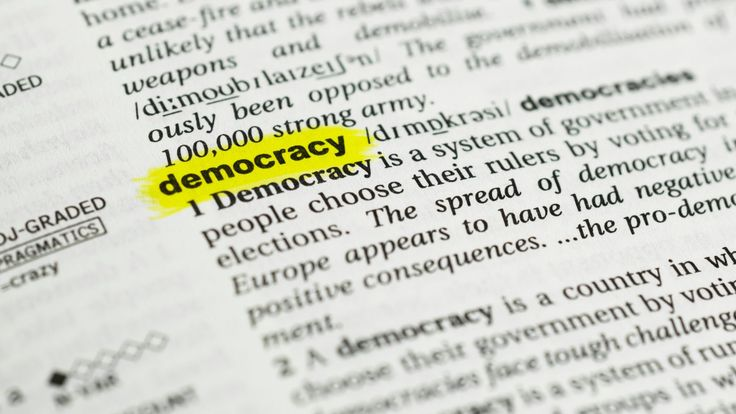 The Economist Intelligence Unit has demoted the United States from a full democracy to a flawed democracy for the first time ever.