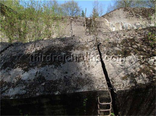 Wolf's Lair Göring's bunker
