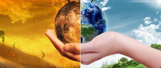 Efeitos do aquecimento global da temperatura da Terra - Como Fazer