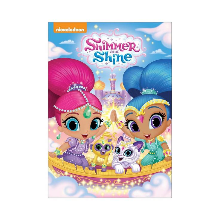 Shimmer and Shine, Movies
