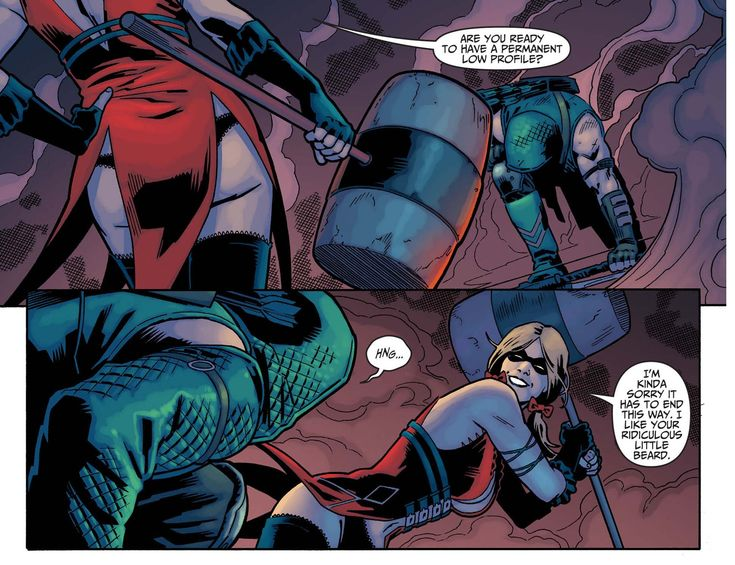 Green Arrow dragged an indignant Harley Quinn to safety in the Injustice comic series a few weeks back. How would you escape Green Arrow's net?