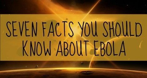"Seven ""Need To Know"" Facts About Ebola Virus - Survival Life 