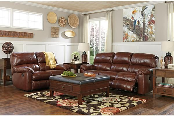 The Beadle Power Reclining Sofa From Ashley Furniture